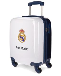 Walizka ABS na 4 kółkach Real Madryt