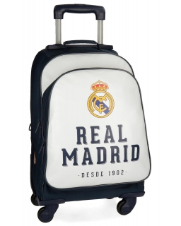 Walizka na 4 kółkach Real Madryt