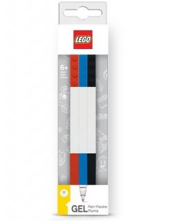 Cienkopisy żelowe Lego - 3 szt