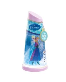 Lampka frozen dla dziewczynki do pokoju