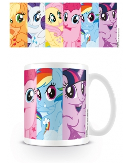Kubek ceramiczny My Little Pony (Panels)