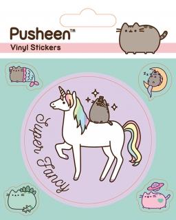 Naklejki winylowe Pusheen (Mythical)