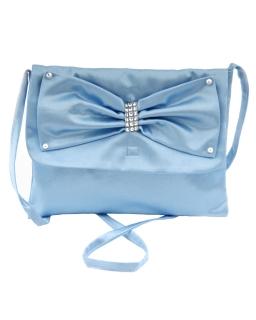 Niebieska torebka dla dziewczynki
