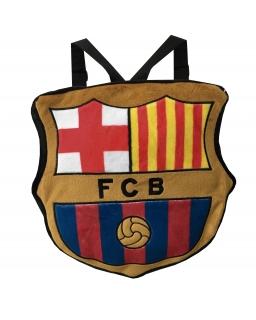 Plecak pluszowy FC Barcelona