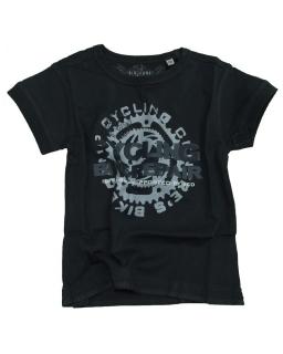 Sportowa koszulka z krótkim rękawem dla chłopca 80