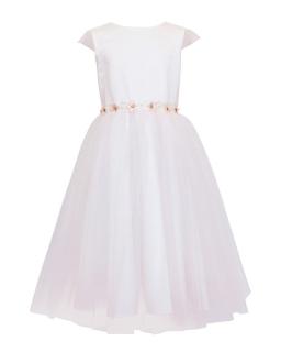 Tiulowa sukienka dla dziewczynki Różowa