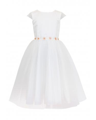 Sukienka dla dziewczynki na komunię lub dla druhenki