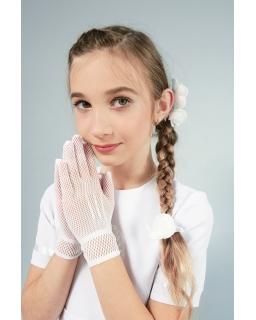Rękawiczki komunijne K92