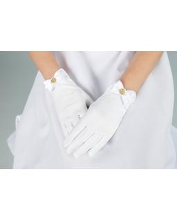 Rękawiczki komunijne K84