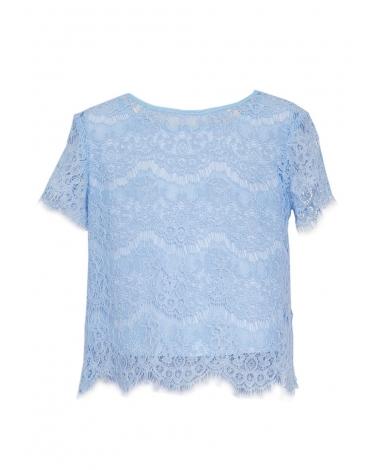 bbaffbc973 Bluzki dla dziewczynki pokomunijne z koronki sklep online