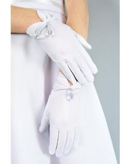 Rękawiczki komunijne K17