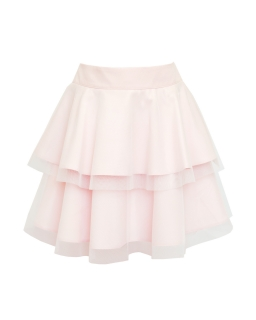 Spódnica z falbankami dla dziewczynki