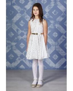 Sukienka dla dziewczynki, okolicznościowa Blumore zdjęcie z modelką