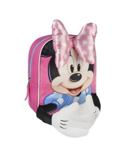 Plecak 3D Myszka Minnie 28 cm