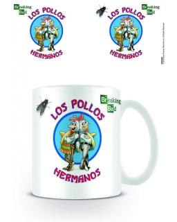 Kubek ceramiczny Breaking Bad (Los Pollos Hermanos)