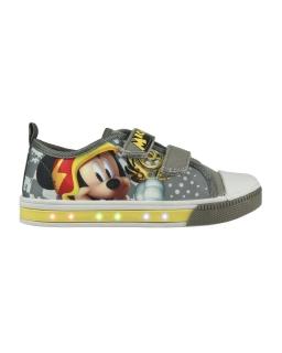 Trampki ze światełkami LED Myszka Mickey