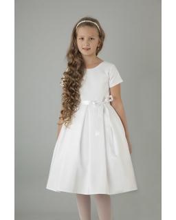 Pokomunijna sukienka dla dziewczynki