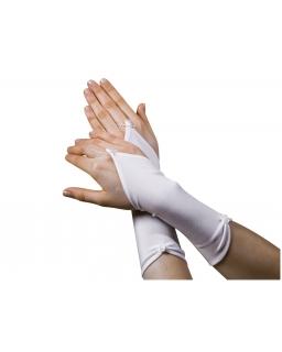 Długie rękawiczki komunijne RK09