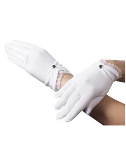 Rękawiczki komunijne dla dziewczynki RK58