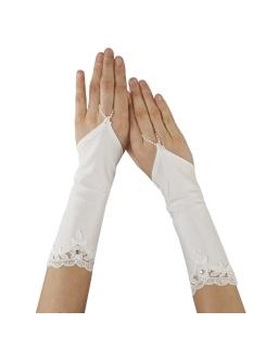 Rękawiczki komunijne RK70