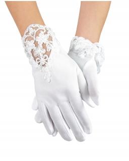 Rękawiczki komunijne K26
