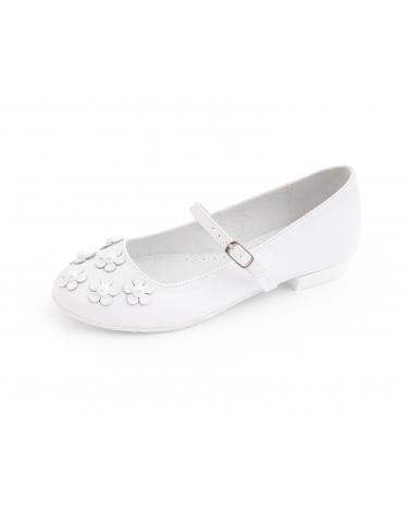 Dziewczęce buty komunijne