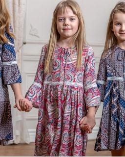 Sukienki Boho dla dziewczynek sklep