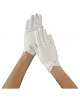 Rękawiczki komunijne RK73