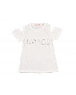 Prześwitująca bluzka dla dziewczynki 134-164 Febi