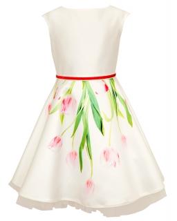 7be7873815 Sukienki Wizytowe Dla Dziewczynek Sukienki Dla Dzieci Blumorepl