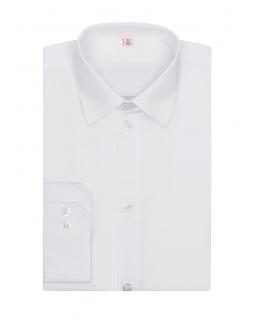 Biała koszula dla chłopca, klasyczna 122-172 KS20