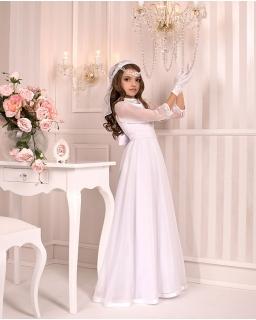 Sukienka komunijna Mgiełka CB
