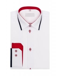 Koszula z długim rękawem dla chłopca 122-172 KS09