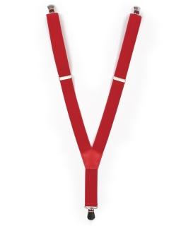 Szelki chłopięce SC01 czerwone 55 cm