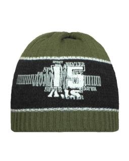 Ciepła zimowa czapka dla chłopca 51