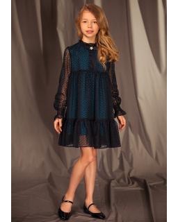 Modna sukienka dla dziewczynki na wesele, sklep