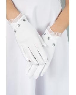 Rękawiczki komunijne K71