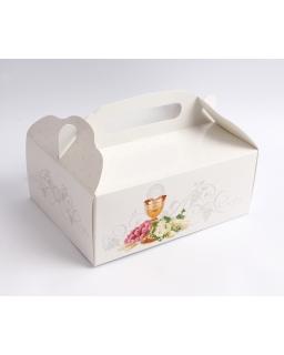 Pudełko na ciasto dla gości PD06