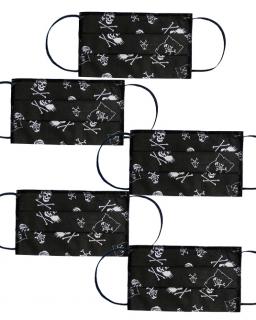 Maseczka bawełniana, wielokrotnego użytku MAS/AJS 01
