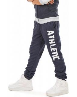 Spodnie dresowe na jesień, zimę, dla chłopca, ciepłe dresy