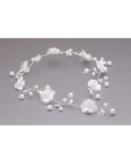 Gałązka z perełkami G01