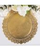 Podkładki pod talerze ciasto SR16 złote Ø36cm