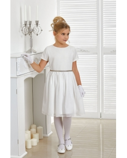 Pokomunijna sukienka dla dziewczynki 128-164 Madison.
