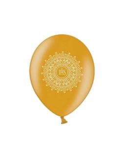 Balon komunijny z nadrukiem 6 szt. BAL16