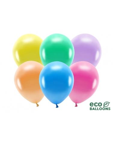ZESTAW 10szt balonów - MIX BAL22