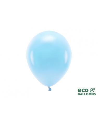ZESTAW 10szt balonów - Błękit BAL23