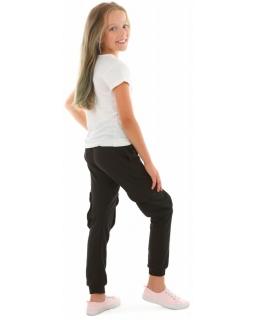 Spodnie dresowe Baggy z kieszeniami 116-158 KRP399