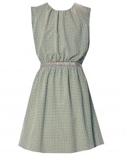 Zwiewna sukienka na lato 146-164 Roma mięta