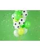 Balony 30 cm Piłki 6 szt BAL43