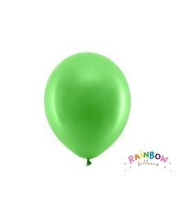 Balony 30 cm Zielony BAL46 10szt
